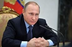 Ông Putin: Chiến dịch tại Syria là để ngăn khủng bố đối với Nga