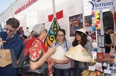 Việt Nam tham dự Hội chợ từ thiện quốc tế Bazaar tại Ấn Độ