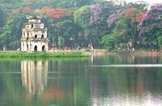 Hà Nội: Phạt tù đối tượng gây rối trật tự tại bờ hồ Hoàn Kiếm