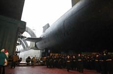 Nga đóng tàu ngầm lớp Borei thứ 7 chạy bằng năng lượng hạt nhân