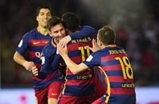 Hạ River Plate, Barcelona lần thứ 3 vô địch Club World Cup
