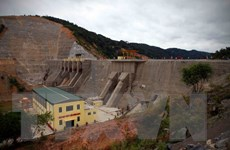 Lâm Đồng: TKV khánh thành nhà máy Thủy điện Đồng Nai 5