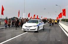 Khánh thành cầu Đồng Quang: Kết nối chiến lược Hà Nội và Tây Bắc