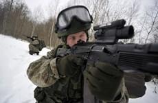 Nga diễn tập chống khủng bố tại nước Cộng hòa Buryatia