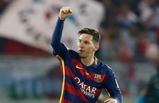 Lionel Messi tiếp tục lập nên hàng loạt kỷ lục ghi bàn mới