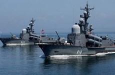 Nga: Hạm đội Thái Bình Dương tổ chức diễn tập chống khủng bố