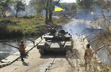 """""""Giải quyết khủng hoảng ở miền Đông Ukraine mất từ 3 đến 5 năm"""""""