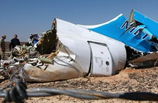 Vụ khủng bố máy bay Nga thực hiện do bom chế từ thuốc nổ C-4