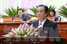 Ông Lê Minh Hoan được bầu giữ chức Chủ tịch HĐND tỉnh Đồng Tháp