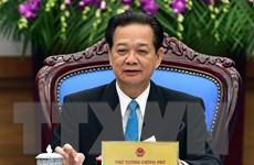 Thủ tướng: Năm 2016, tiếp tục đẩy mạnh ba đột phá chiến lược