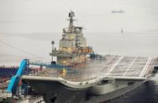 """""""Trung Quốc có thể sẽ chế tạo hai tàu sân bay lớn cùng lúc"""""""
