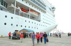 1.850 du khách đến Đà Nẵng bằng tàu biển trong ngày 6/1