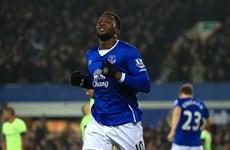 Romelu Lukaku lập công, Everton đánh bại Manchester City