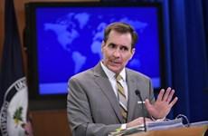 Mỹ chỉ trích kế hoạch mở rộng khu định cư của Israel ở Bờ Tây