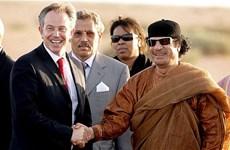 Ông Gaddafi từng cảnh báo Anh về nguy cơ khủng bố tấn công châu Âu