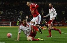Manchester United nhọc nhằn vượt ải đội bóng hạng 3 ở FA Cup