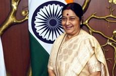 Ngoại trưởng Ấn Độ Sushma Swaraj sắp thăm Palestine, Israel