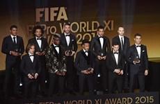Khó hiểu về sự bất hợp lý ở đội hình xuất sắc nhất năm của FIFA