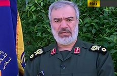 Hải quân Iran tiết lộ nguyên nhân tàu Mỹ xâm phạm lãnh hải