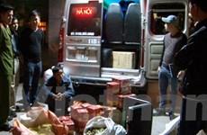 Bắt nhiều vụ vận chuyển trái phép pháo nổ ở Cao Bằng, Quảng Ninh