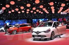 Ngành công nghiệp ôtô châu Âu tập trung vào xe không khí thải