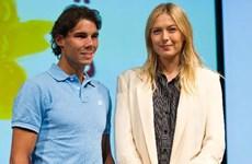 Australian Open 2016: Nadal, Sharapova đối mặt vô vàn khó khăn