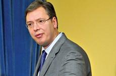 Serbia: Thủ tướng Aleksandar Vucic kêu gọi tổ chức bầu cử sớm