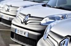 Pháp: Hãng Renault thu hồi 15.000 xe mới để kiểm tra động cơ