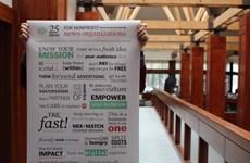25 ý tưởng mà các tòa soạn báo phi lợi nhuận không thể bỏ qua
