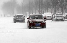Nhiệt độ Bắc Kinh xuống -16 độ C, thấp nhất trong 3 thập kỷ