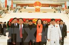Các đại biểu đánh giá cao công tác chuẩn bị nhân sự Đại hội