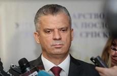 Cảnh sát Bosnia và Herzegovina bắt giữ cựu Bộ trưởng An ninh