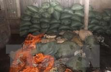 Công an tỉnh Đắk Lắk thu giữ hơn 2 tấn mỡ động vật bẩn