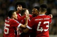 Vùi dập Derby County, Manchester United vào vòng 5 FA Cup