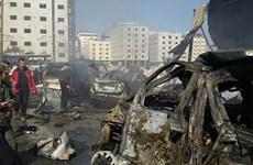 Phiến quân IS thừa nhận tiến hành loạt vụ đánh bom ở Syria