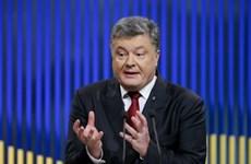 Tổng thống Ukraine chỉ trích Nga không thực thi thỏa thuận Minsk