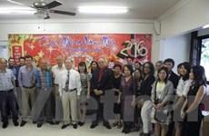Đại sứ quán Việt Nam tại Panama tổ chức đón Xuân Bính Thân