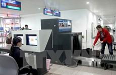Hành khách Trung Quốc mang súng ngắn qua sân bay Tân Sơn Nhất