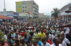 """Hàng nghìn người Burundi phản đối Rwanda """"gây hấn"""""""