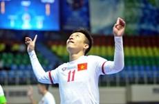 Vùi dập Tajikistan, futsal Việt Nam sớm giành vé vào tứ kết