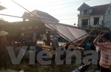 Hà Tĩnh: Xe tải đâm trực diện xe máy, một người chết tại chỗ