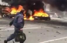 Nga: Nổ tại trạm cảnh sát ở Dagestan, hàng chục người thương vong