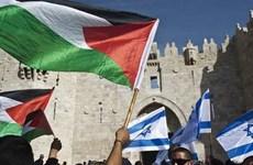 Palestine, Israel thảo luận các vấn đề an ninh quan ngại chung