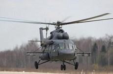 Nga có kế hoạch hợp tác sửa chữa trực thăng với Việt Nam