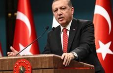 Tổng thống Erdogan: Các tay súng người Kurd là thủ phạm đánh bom