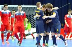 Futsal châu Á: Xác định xong đội tuyển cuối cùng dự World Cup