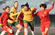Vòng loại Olympic Rio: Đội tuyển Việt Nam thua đậm Australia