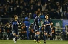 Vòng loại Olympic Rio: Đội tuyển Nhật Bản chính thức bị loại