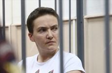 Mỹ kêu gọi Nga trả tự do cho nữ phi công Ukraine Savchenko