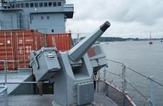 Quân đội Đức tiến hành thử nghiệm vũ khí laser trên tàu hải quân